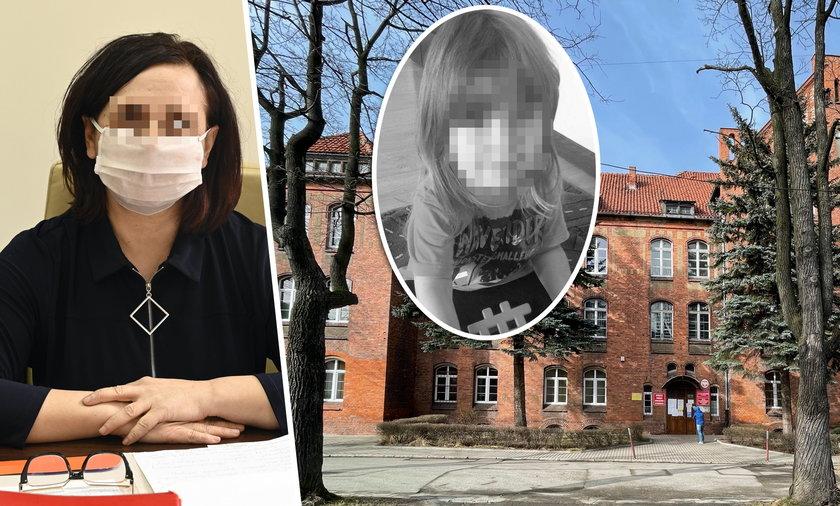 Hania nie żyje, dyrektorka OPS poszła na emeryturę