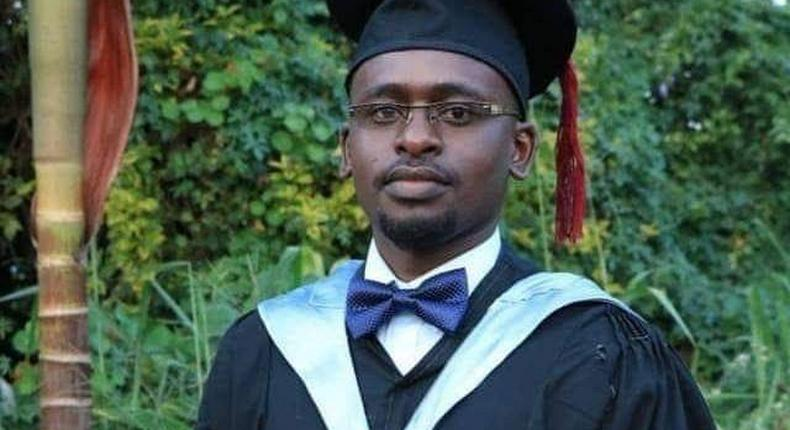 Dr Stephen Mogusu who succumbed to COVID-19