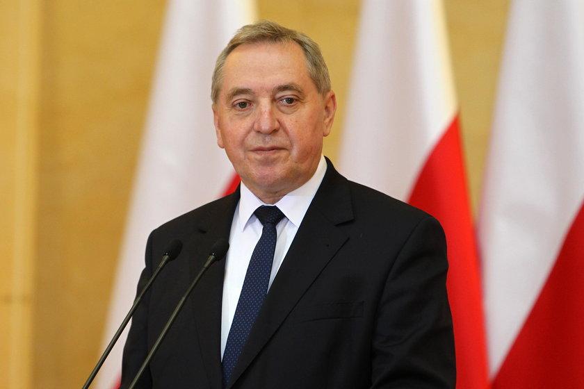 Henryk Kowalczyk, minister, członek Stałego Komitetu Rady Ministrów