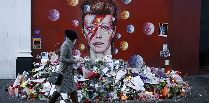 To zabiło Davida Bowiego. Był twardy, mdlał z wyczerpania