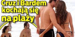 Cruz i Bardem kochają się na plaży. Zobacz jak!