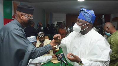 Ambode returns to political limelight, bags APC committee role