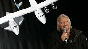 """Kolejny niezwykły pomysł Bransona. """"Za 20 lat polecimy na Marsa"""""""