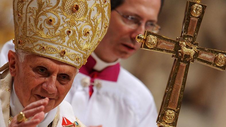Papież modlił się o pokój w Egipcie