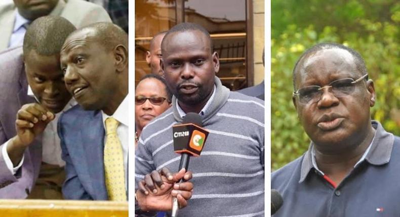 Top 5 biggest political winners of 2019 in Kenya