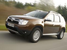 Używana Dacia Duster - tanie auto też może być solidne