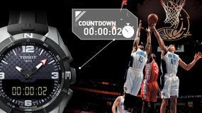 Jesteśmy w szczytowej formie. Tissot T-Touch Expert Solar NBA Special Edition