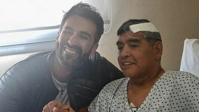 Maradona sa doktorom