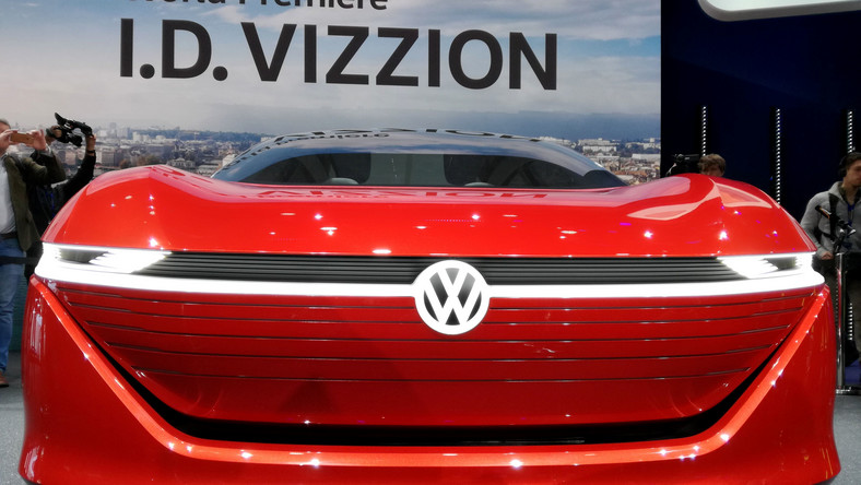 Volkswagen I.D. VIZZION