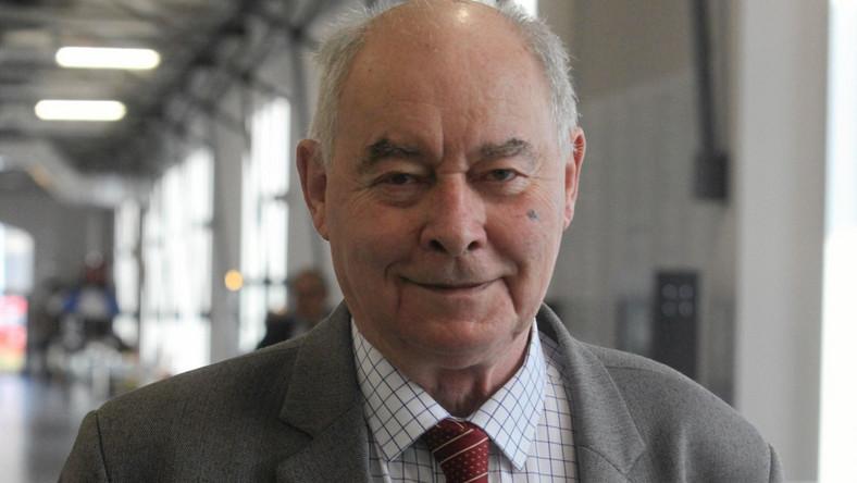 Prof Marcin Król
