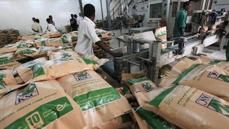 Risk of piracy, conflicts add to Sudan's white sugar appetite