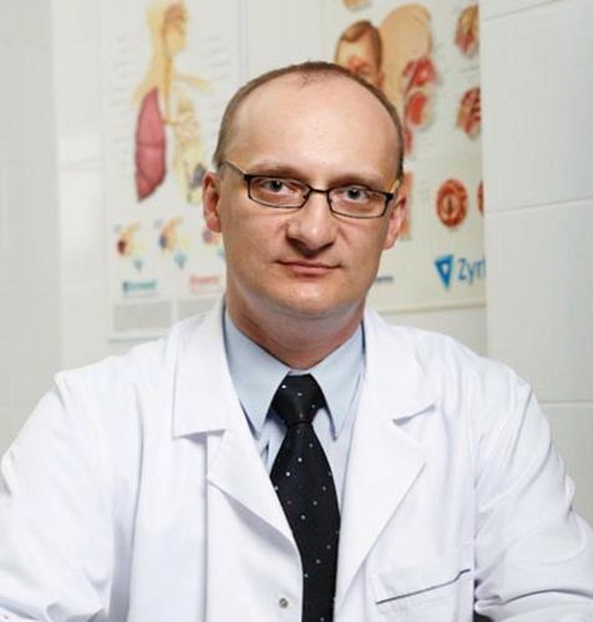dr Michał Michalik