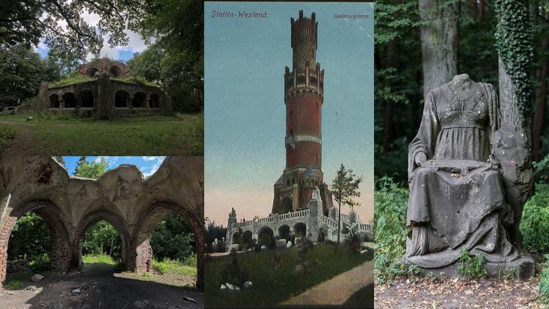 Wieża Quistorpa w Szczecinie
