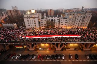 BBC: Tłumy świętowały w Warszawie niepodległość. Kontrowersje ws. radykalnej prawicy