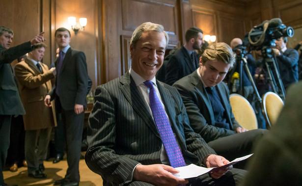Po wygranej Donalda Trumpa Banks razem z Nigelem Farage'em udał się nawet na spotkanie z prezydentem elektem w Trump Tower.