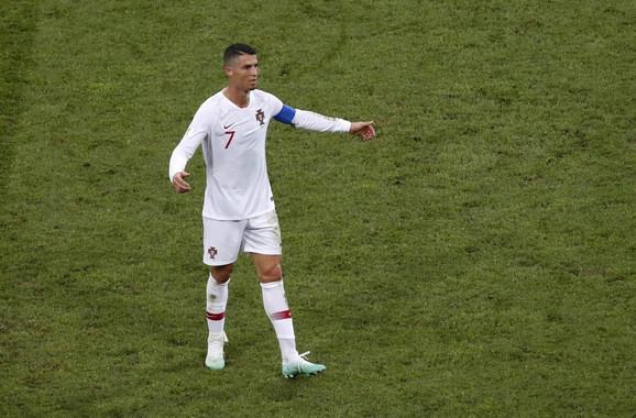 Kristijano Ronaldo je kapiten Portugala