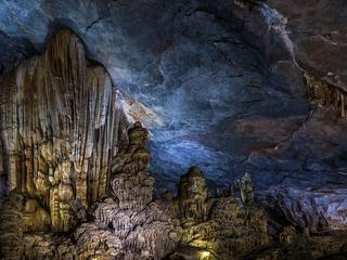 Natural Designs: An Ancient Nest Of Breathtaking Caves Carves Its Way Into The Earth