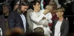 Gardias ochrzciła córeczkę! FOTO