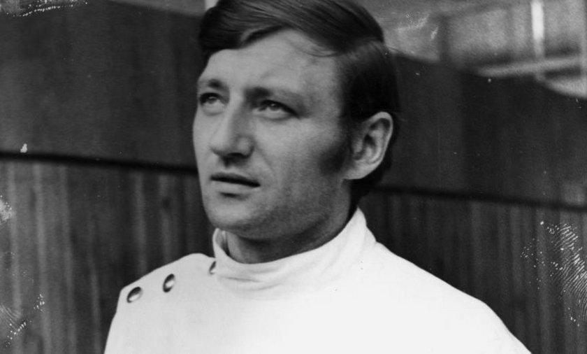 Śmierć polskiego olimpijczyka