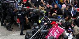 Zamieszki w USA. Zwolennicy Trumpa wtargnęli do Kapitolu! Cztery osoby nie żyją [RELACJA]