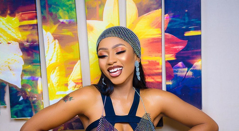 Check out video of BBNaija's Mercy Eke's new Mercedes Benz SUV worth N20M
