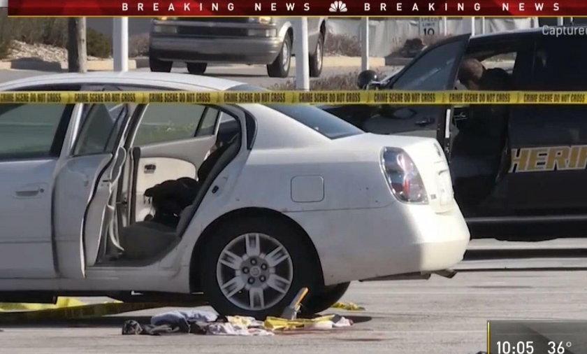 Trzyletnia dziewczynka postrzeliła swoją matkę
