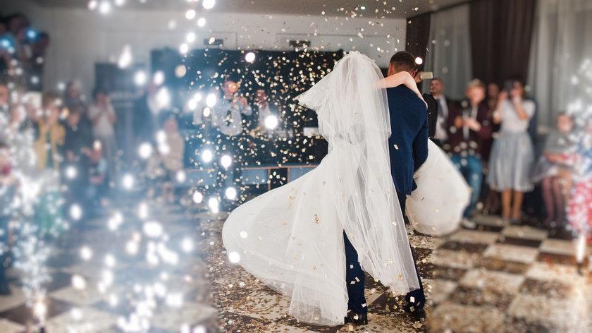 Nowe obostrzenia. Co z weselami i komuniami w maju?