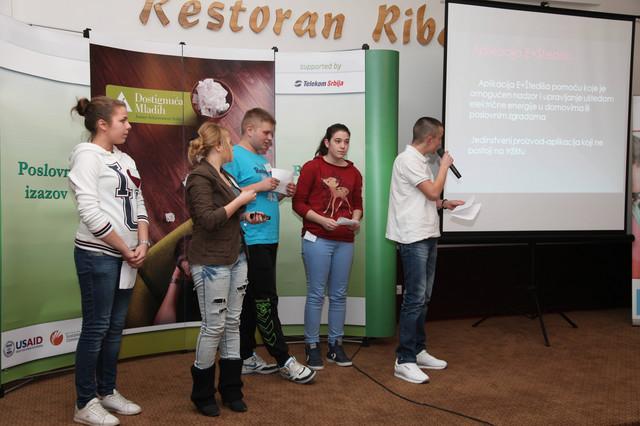 Pobednici konkurs predstavljaju svoju aplikaciju