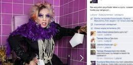 Co Krystyna Mazurówna robi w toalecie?