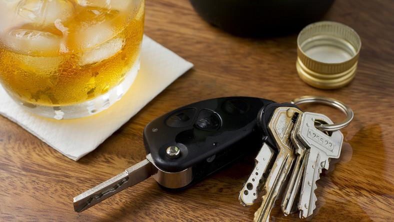 Pijany kierowca