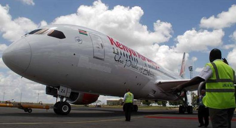 Kenya Airways flights directed away from JKIA to Moi International Airport over bad weather