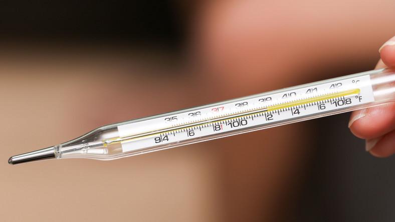 Termometr rtęciowy
