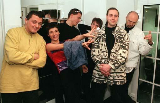 Eurowizja 1998: Sixteen - 17. miejsce