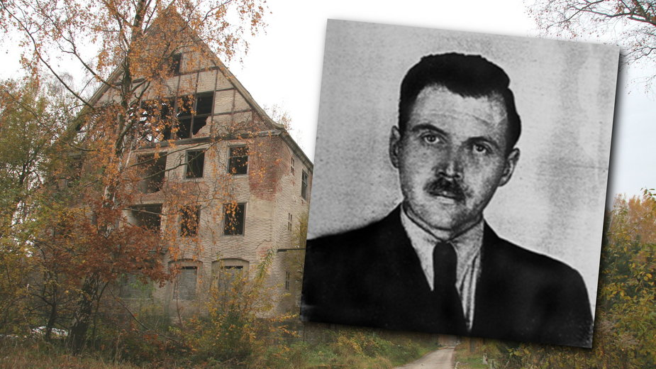 Obóz w Sieniawce i Grass-Rossen. Co tam roibł Josef Mengele