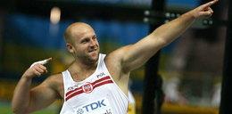 Srebrny medal Małachowskiego
