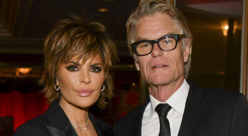 Lisa Rinna, 56, Just Shared A 🔥Bikini Pic On Her And Harry Hamlin's Wedding Anniversary