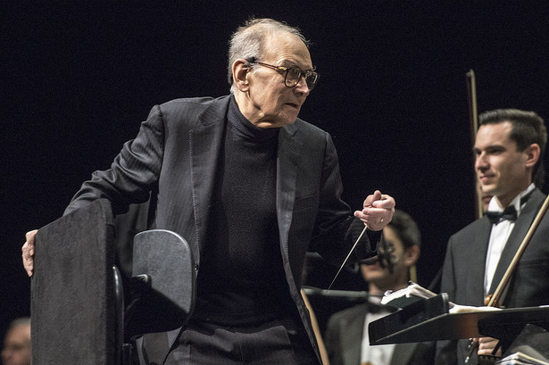 Ennio Morricone, By Sven-Sebastian Sajak [CC BY-SA 3.0 or CC BY-SA 4.0 from Wikimedia Commons