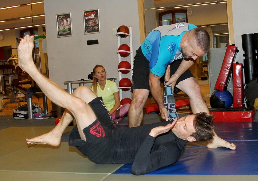 Tomasz Wolny, jiu-jitsu