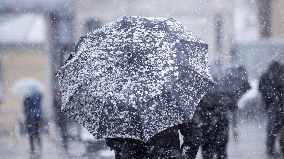 Prognoza pogody. Pogoda w niedzielę 24 stycznia 2021 r.