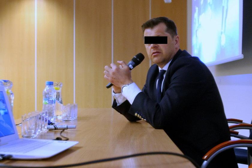Były menedżer R. Lewandowskiego z nowymi zarzutami