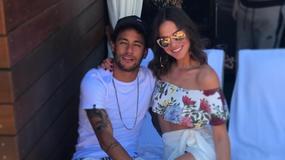 Neymar rozstał się z dziewczyną