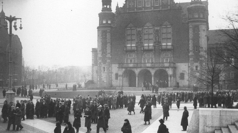 Uniwersytet Poznański w okresie II RP