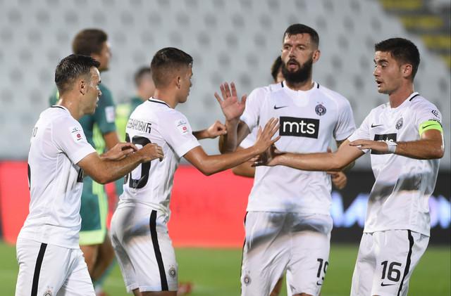 FK Partizan, FK Inđija
