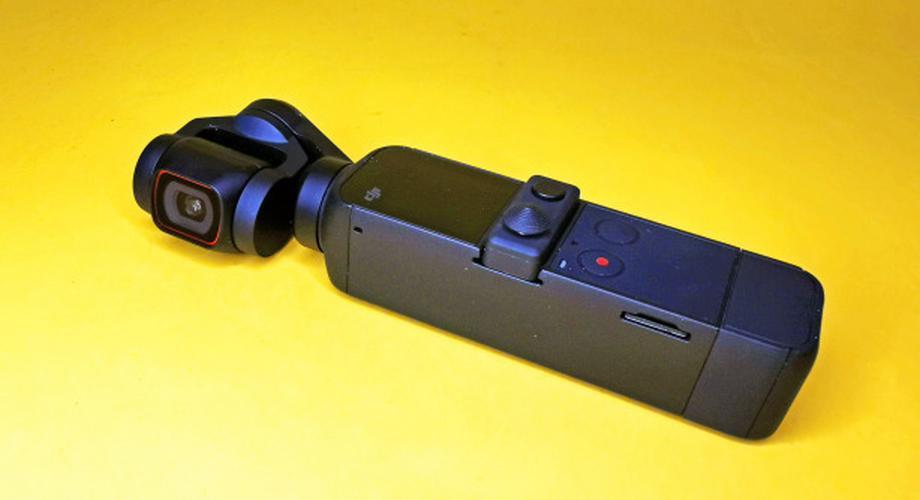 DJI Pocket 2 im Test: Zoom und 64-Megapixel-Sensor