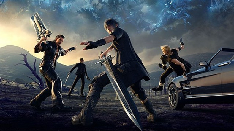 Final Fantasy XV wesprze PlayStation 4 Pro