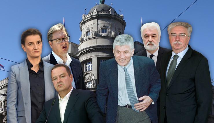 vlada srbije premijeri kombo RAS