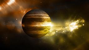 Jowisz najstarszą planetą Układu Słonecznego