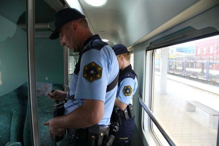 Slovenija, slovenačka policija, hapšenje, Srbin, železničar heroin