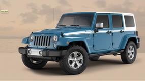 Jeep przygotowuje następcę Wranglera, a na rozstanie serie limitowane