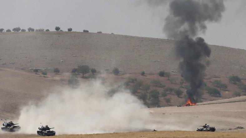 Turecka interwencja w Syrii